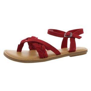 Toms Lexie Suede Sandal Women's Shoes